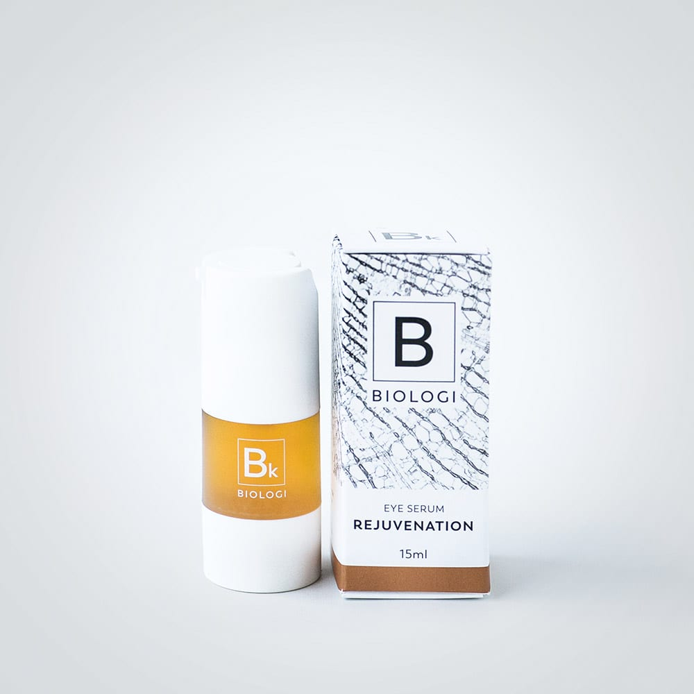 Bk - Rejuvenation Eye Serum - Biologi