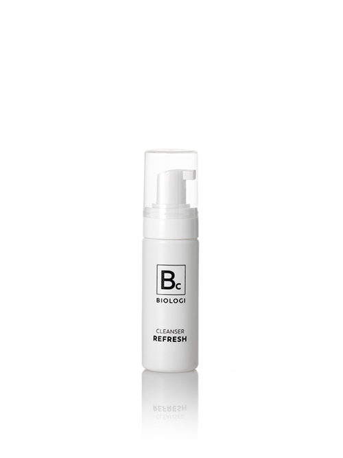 travel foaming cleanser
